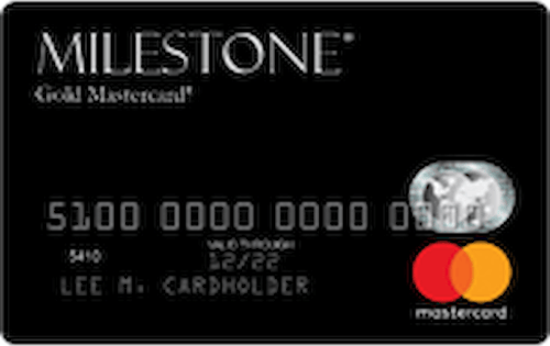 Milestone® Mastercard® – Less Than Perfect Credit Considered
